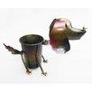 Tin Pot Planter - D-Art Collection Planters