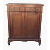 D-Art Collection Colonial Apothecary Storage Cabinet