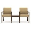 Lesro Brooklyn 2 Seater with Connecting Center Table