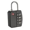 Franzus Travel Sentry 4 Dial Combination Lock