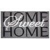 J and M Home Fashions Home Sweet Home Doormat