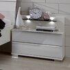 Wiemann 2-tlg. Nachttisch-Paneel-Set Loft