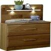 Wiemann 2-tlg. Nachttisch-Set Toledo mit 2 Schubladen