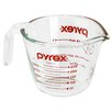 World Kitchen 1 Cup Clear Measuring Cup (Set of 6)