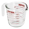 World Kitchen 2 Cup Clear Measuring Cup (Set of 6)
