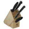 """Zwilling JA Henckels Pro """"S"""" 6 Piece Cutlery Block Set"""