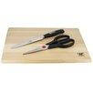 Zwilling JA Henckels Twin Four Star 3 Piece Utility Knife Set