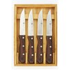 Zwilling JA Henckels Steakhouse Steak Knife Set with Storage Case (Set of 4)
