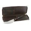 Zwilling JA Henckels Gentlemen's Steak Knife Set with Leather Travel Case (Set of 4)