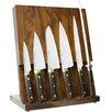 Zwilling JA Henckels Bob Kramer Euroline Carbon Collection 7-pc Knife Block Set
