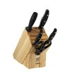 Zwilling JA Henckels Twin Signature 6-pc Knife Block Set