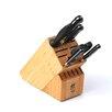"""Zwilling JA Henckels Pro """"S"""" 7 Piece Cutlery Block Set"""