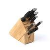 Zwilling JA Henckels Twin Four Star II 8-pc Knife Block Set