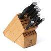 Zwilling JA Henckels Twin Four Star II 9 Piece Cutlery Block Set