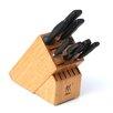 Zwilling JA Henckels Twin Four Star 7 Piece Cutlery Block Set