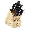 Zwilling JA Henckels Four Star 8-pc Knife Block Set