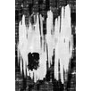 Maxwell Dickson 'Erased Memory' Graphic Art on Wrapped Canvas