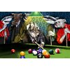 """Maxwell Dickson """"Game Time"""" Graphic Art on Canvas"""