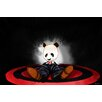 "Maxwell Dickson ""Panda"" Graphic Art on Canvas"