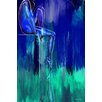 Maxwell Dickson 'Night Watch' Graphic Art on Wrapped Canvas