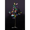 """Maxwell Dickson """"Tree of Color"""" Graphic Art on Canvas"""
