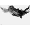 """Maxwell Dickson """"The Ravens"""" Graphic Art on Canvas"""