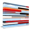 Maxwell Dickson 'Stream' Abstract Painting Print on Wrapped Canvas
