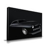 Maxwell Dickson 'Merc' Old School Low Rider Car Graphic Art on Wrapped Canvas