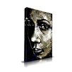 Maxwell Dickson 'Kimberly' Portrait Graphic Art on Wrapped Canvas