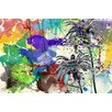 Maxwell Dickson California Breeze Painting Print on Wrapped Canvas