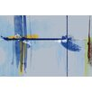 Maxwell Dickson The Horizon Painting Print on Wrapped Canvas
