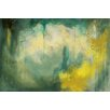 Maxwell Dickson 'Serenity' Painting Print on Wrapped Canvas