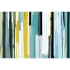 Maxwell Dickson 'Ocean' Painting Print on Wrapped Canvas