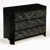 LaurelHouse Designs Inspirations 3 Drawer Chest