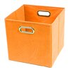 Modern Littles Bold Folding Cube Storage Bin