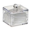Danielle Creations Square Acrylic Organizer with Lid
