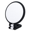 Danielle Creations 3 -in-1 Folding Hand Held 15X Mirror