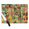 KESS InHouse Gift Wrapped by Bri Buckley Crazy Abstract Cutting Board