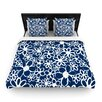 KESS InHouse Daisy Lane by Emine Ortega Light Duvet Cover