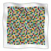 KESS InHouse Colour Blocks Throw Blanket