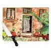 KESS InHouse Tuscan Door Cutting Board
