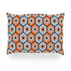 KESS InHouse Busy Outdoor Throw Pillow