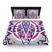 KESS InHouse Abstract Journey by Pom Graphic Woven Duvet Cover