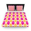 KESS InHouse Moroccan Dreams by Apple Kaurs Woven Duvet Cover