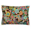 KESS InHouse My Butterflies & Flowers by Julia Grifol Pillow Sham