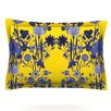 KESS InHouse Bloom Flower by Debora Chodik Pillow Sham