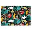 KESS InHouse Folk Fusion Doormat