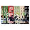 KESS InHouse Bicycle Doormat