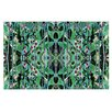 KESS InHouse Grun Abstract Doormat