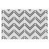 KESS InHouse Distinct Chevron Doormat